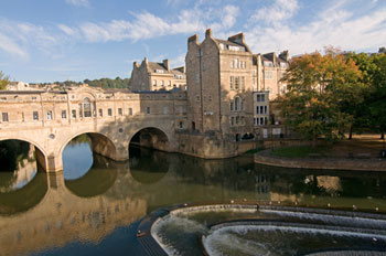 Self-catering holidays in Bath and north Somerset
