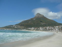 Camps Bay, South Africa