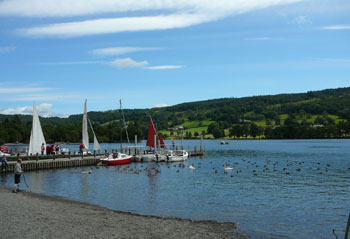 Self-catering holidays in Cumbria and the Lake District