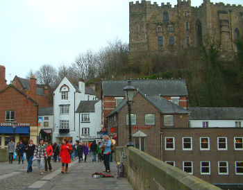 Durham Historical Centre and Durham Castle