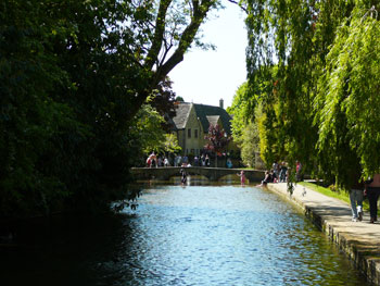 Self-catering holiday near Bourton-on-Water, Gloucestershire