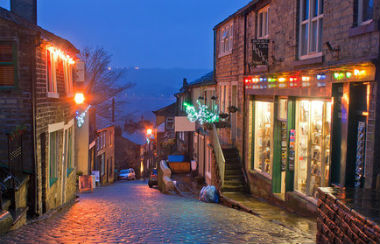 Haworth, Bronte's Country, West Yorkshire