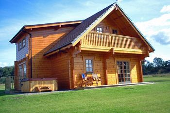 Mountwood Lodges, for log cabin holidays