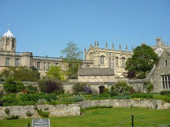 Self-catering holidays in Oxfordshire