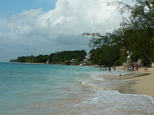 West Coast of Barbados, superb for beach holidays