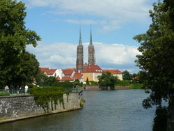 Wroclaw, a beautiful city for self catering breaks