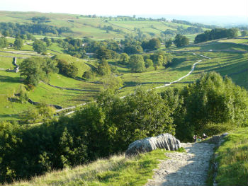 Yorkshire Dales Countryside